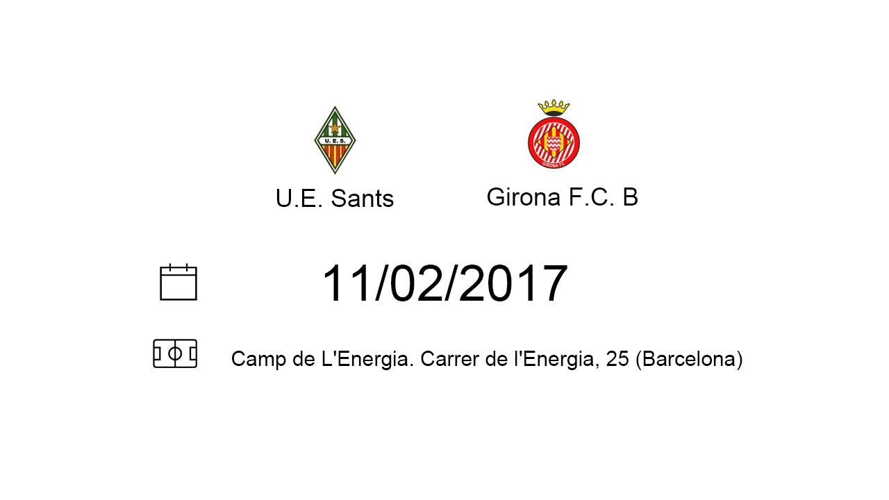Sants - Girona