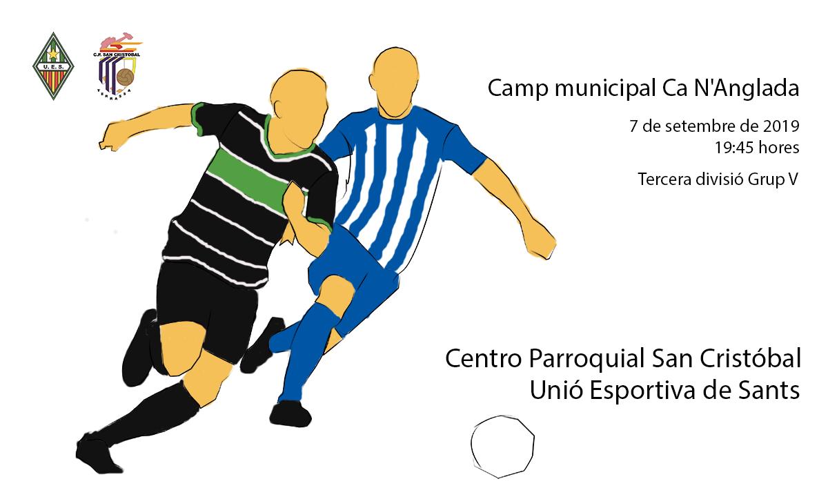 C.P. San Cristóbal - U.E. Sants