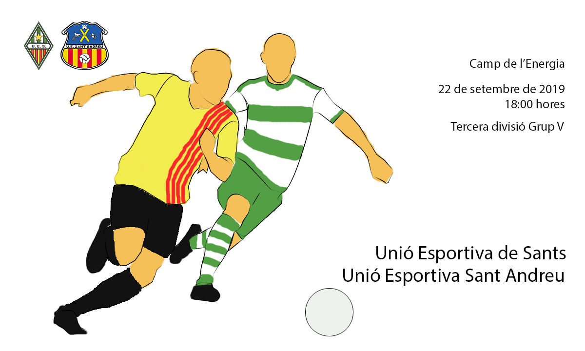 U.E. Sants - U.E. Sant Andreu
